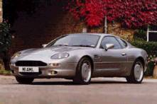 Aston Martin DB 7 Coupe /2000/
