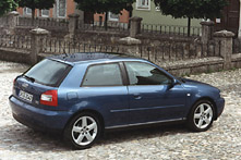 Audi A3 1.8 Attraction /2000/