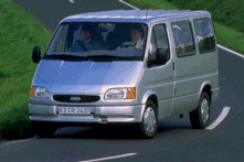Ford Tourneo LX 2.0l /2000/
