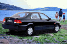 Honda Civic 1.4i S /2000/